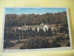 55 2557 CPA 1936 - 55 CLERMONT EN ARGONNE. PREVENTORIUM D'UNE SITUATION UNIQUE DANS LA FORET D'ARGONNE. CURE D'AIR. - Clermont En Argonne