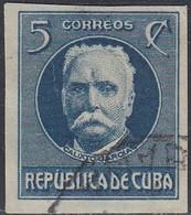 Cuba, Scott #282, Used, Garcia, Issued 1926 - Cuba