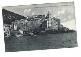 3539 - TELARO TELLARO VISTA DAL MARE FOTOGRAFIA DE 29 MAGGIO 1924 - Altre Città