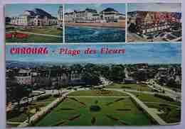 CABOURG (Calvados) - Normandie - Plage Des Fleurs  - Vg F3 - Cabourg
