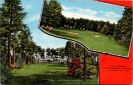 Georgia Augusta Oliver General Hospital Golf Course 1950 - Augusta