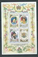 Cook Islands 1996 QEII 70th Birthday Miniature Sheet MNH - Cook Islands