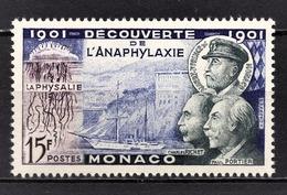 MONACO 1953 -  N° 396 - NEUF** - Nuovi