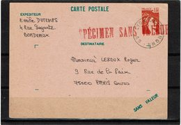 LCA FICTIF SABINE 1f ROUGE - Fictifs