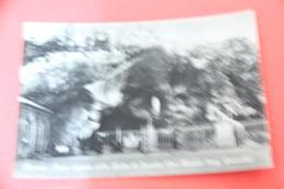 Vicenza Chiampo Collegio Missionario La Grotta Identica A Quella Di Lourdes 1956 - Vicenza