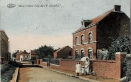 Velaine-sur-Sambre Haut-Villers Circulée En 1912 Edit.Francotte - Sambreville
