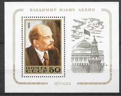 Russie   Blocs  N° 173  Lénine      Neuf * * TB = MNH VF Soldé Le  Moins Cher Du Site ! ! ! - 1923-1991 URSS