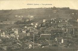 42  REGNY - VUE GENERALE (ref 8426) - France
