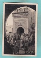Small Old Post Card Of Mezquita De Sidi Dris Jarl,Tetuan,Tanger, Morocco,S100. - Tanger
