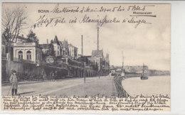 Bonn - Rheinansicht - 1906 - Bonn