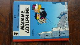 Benoit Brisefer Madame Adolphine 1974 - Libros, Revistas, Cómics