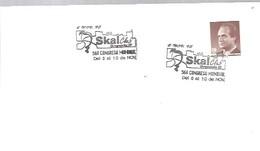 MATASELLOS 1995  GRANADA   SKAL CLUB - 1931-Hoy: 2ª República - ... Juan Carlos I