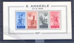 BL26 Postgaaf ** MNH 220 Côte - Blocs 1924-1960