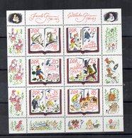 Germania - DDR - 1985 - Blocco Foglietto - Fiabe Dei Fratelli Grimm - Nuovo - (FDC20058) - [6] Oost-Duitsland