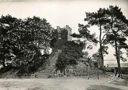 77 - Fontainebleau - Forêt De Fontainebleau - La Tour Denecourt - CPSM Grand Format - Voir Scans Recto-Verso - Fontainebleau