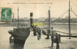 29 Roscoff, Le Feu D'entrée Du Port - Roscoff