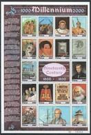 EC087 PALAU MILLENNIUM 1000-2000 19TH CENTURY 1800-1900 1SH MNH - Autres