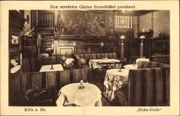 Cp Köln Am Rhein, Rick's Diele, Zeppelinstraße 11 - Germany