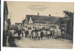 Les Bas Buissons ,rue Principale,epicerie Restaurant Tabac Cholin , Environs De Dreux - Altri Comuni