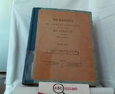 Mémoires De L'Institut Géologique De L'Université De Louvain Tome XIV 1946. / E. Asselberghs - Bücher, Zeitschriften, Comics