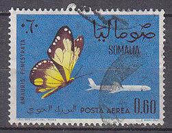 D0126 - SOMALIE SOMALIA AERIENNE Yv N°8 PAPILLONS BUTTERFLIES - Somalie (1960-...)