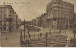 Ostende   Avenue Léopold   Ostend   -   1935   Naar   Reneux - Oostende