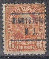 USA Precancel Vorausentwertung Preo, Locals New Jersey, Hightstown 638-471 - Vereinigte Staaten