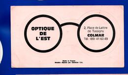 A. C.OPTIQUE De L'EST COLMAR - Stickers
