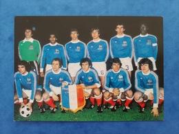 Fédération Française De Football Av D' Iena France Bulgarie Coupe Du Monde Argentine 1978 - Francia