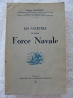 Force Navale Belge – Louis Leconte - EO 1952 – Peu Courant - Bateau