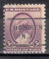 USA Precancel Vorausentwertung Preo, Locals New Jersey, Hoboken 712 - Vereinigte Staaten