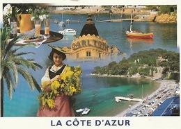 20 / 2 / 228. -  COULEURS  ET  LUMIÈRE  DE. FRANCE. -  LA  CÔTE  D'AZUR - C P M - Provence-Alpes-Côte D'Azur