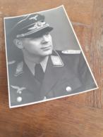 DEUTSCHER MANN DAZUMAL - OFFIZIER DER DEUTSCHEN WEHRMACHT - HOSTRUP - SCHWAEBISCH-GMUEND - 40er - Krieg, Militär