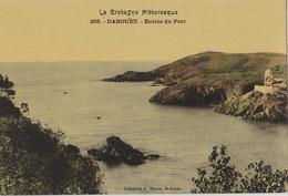 DAHOUËT  Entrée Du Port - Autres Communes