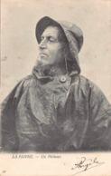 La Panne - Un Pêcheur En 1903 - De Panne