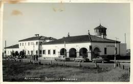 ALFANDEGA - Frontière Espagnole. (voitures Années 50/60.) - Guarda