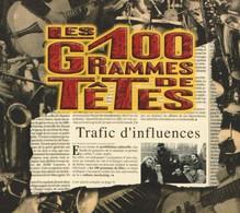 Les 100 GRAMMES DE TETES - Trafic D'influences - CD - CRASH DISQUES - Reggae