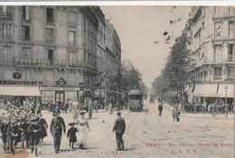 PARIS 14è - Rue D'Alésia - Sortie Des écoles - District 14