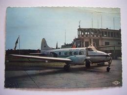 Avion / Airplane / MORTON AIRSERVICES / De Havilland DH. 104 Dove / Seen At Le Touquet Airport - 1946-....: Ere Moderne