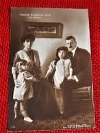 RUSSIE - RUSSIA - Cyrille Ou Kirill Vladimirovitch Romanov , Grand Duc De Russie Et Sa Famille - Familles Royales