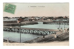 VIET NAM - HAIPHONG Vue Des Docks - Vietnam