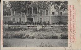 PERPIGNAN  Lendemain  De L'Incendie De La Préfecture ( 20 Juin 1907 ) Carte écrite Par Un Soldat Du 53eme De Ligne  . - Perpignan