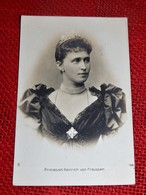 Prinzessin Heinrich Von Preussen  - Irene  Von Hesse-Darmstadt - Case Reali