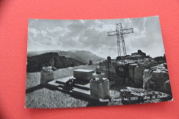 Vicenza Monte Cengio Con L' Ara Ai Caduti 1964 - Vicenza