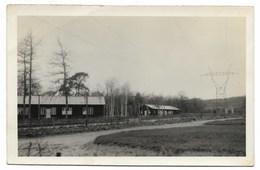 91-MONTLHERY-Un Vue Du Camp Léger... 1950 - Montlhery
