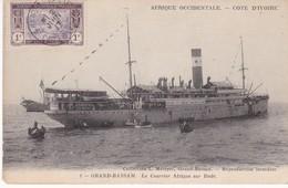 COTE D IVOIRE(LOT DE 7 CARTES ET 1 CHROMO) - Côte-d'Ivoire