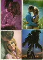 Lot 14 Postcards - Couples ( 8 Scans ) - Paare