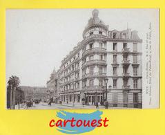 CPA  NICE 06 ♥️ ♥️☺♦♦  CECIL Hôtel  ֎ R. C. NICE N°4542  ֎ Même MAISON : Hôtel Du Palais Royal, 4, Rue De Valois Paris - Autres