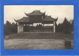 CHINE - SHANGHAI Carte Photo D'un Temple - Chine