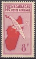 PA N° 8 - X X - ( C 915 ) - Madagascar (1889-1960)